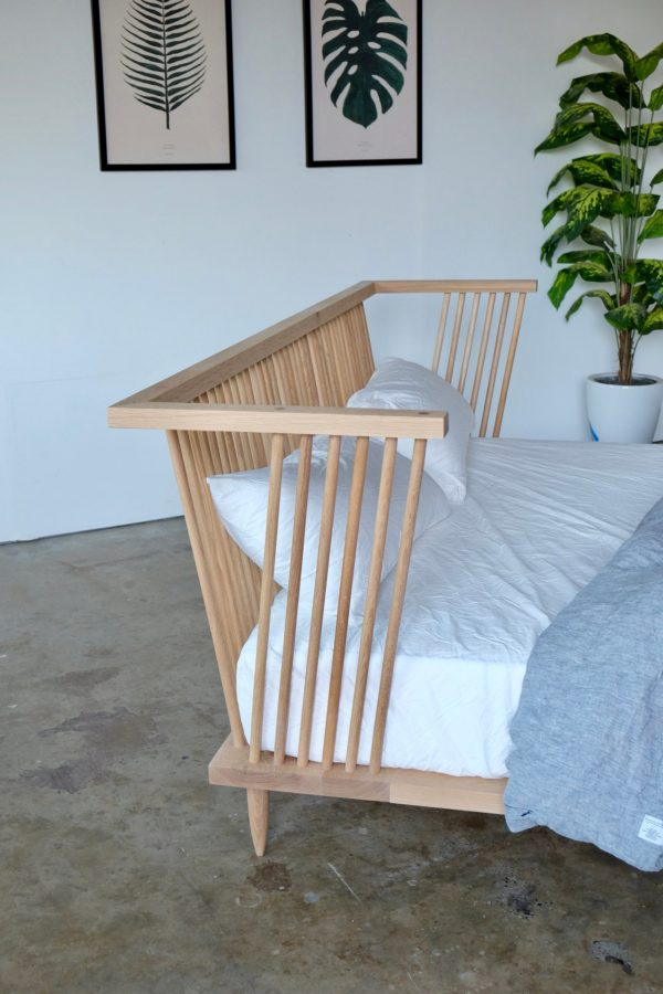 Image of Bed from Beauty and Bread Wood Shop Located in Vancouver, WA