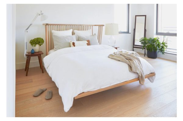 Image of Custom Bed from Beauty and Bread Wood Shop Located in Vancouver, WA